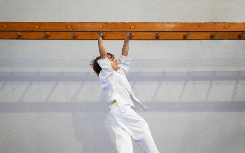 Allenamento di Judo per Bambini a Riva del Garda