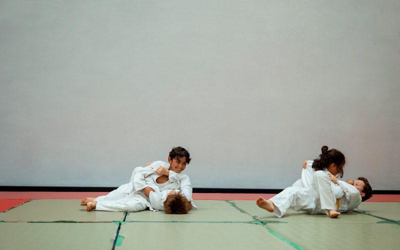 Bambini Judo a Riva del Garda
