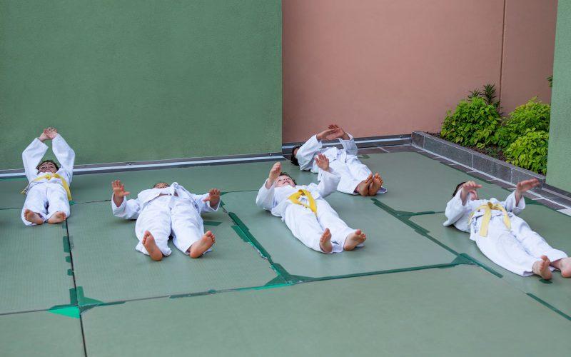 Bambini Judo Star Riva a Riva del Garda