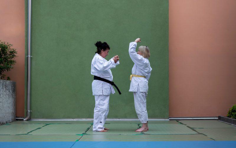 Joshi Judo Star a Riva del Garda