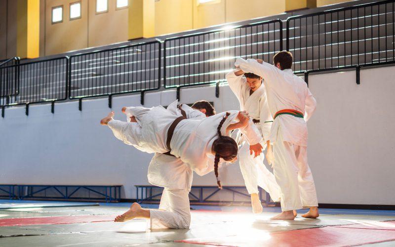 Judo Allenamento Ragazzi a Riva del Garda