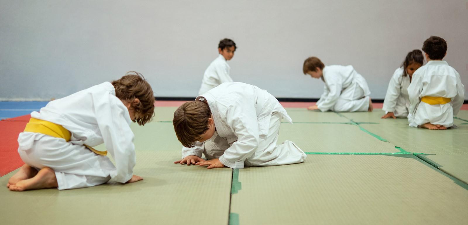 Judo Bambini a Riva del Garda