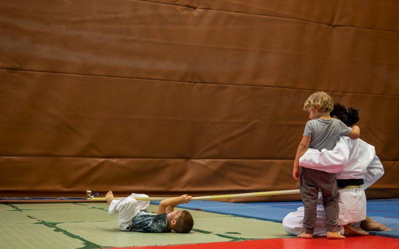 Judo Bambini a Riva del Garda Prescolare