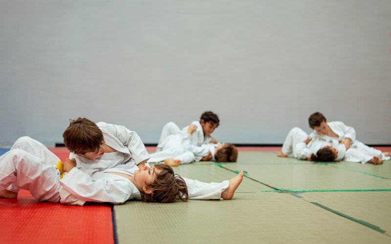 Judo Children