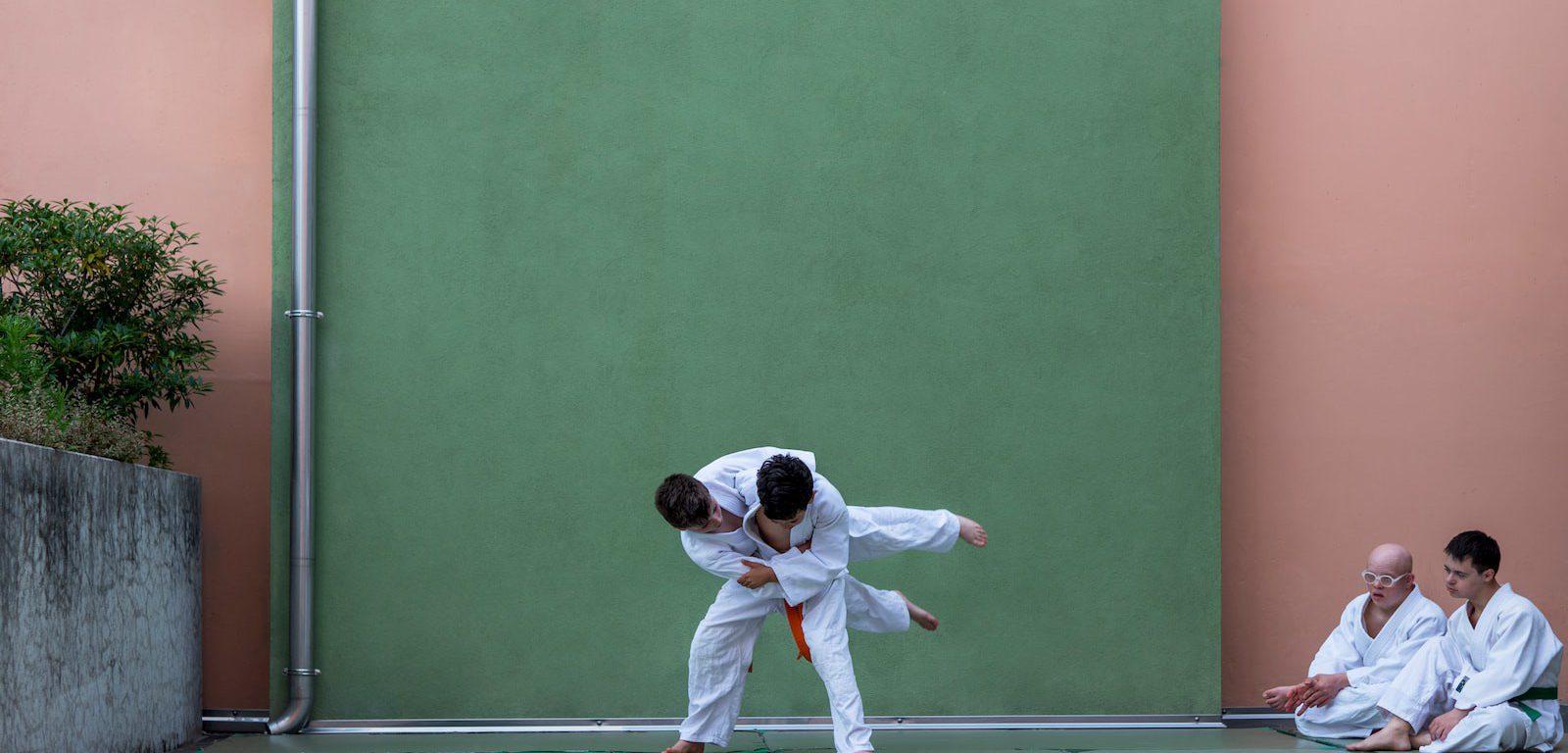 Judo Combattimento Ragazzi