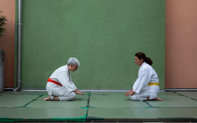 Judo per Donne a Riva del Garda, Trento