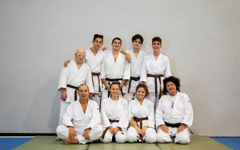 Allenamenti Judo in Palestra a Riva del Garda