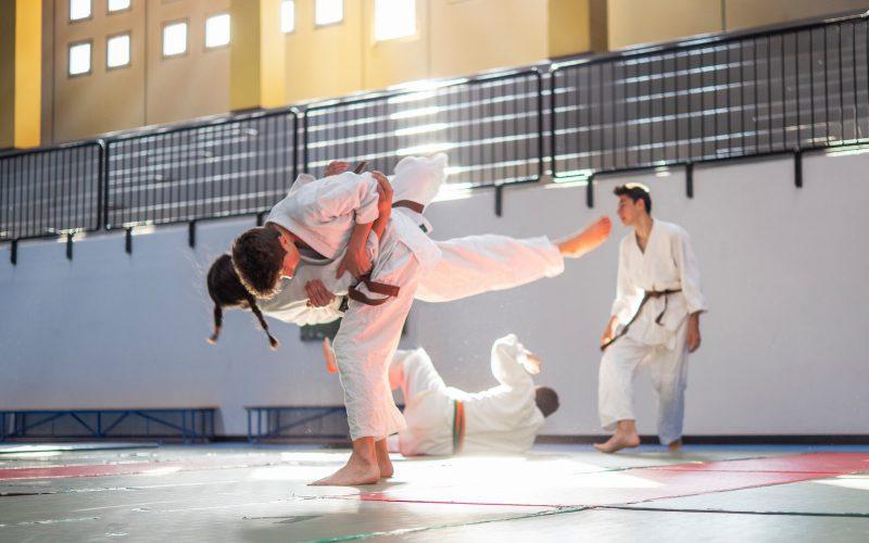 Judo per Ragazzi a Riva del Garda