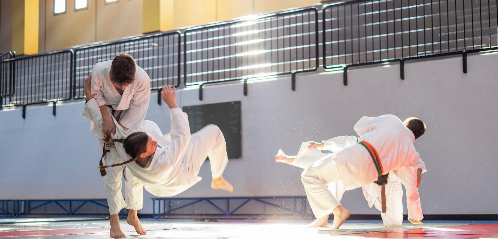 Judo a Riva del Garda per Ragazzi
