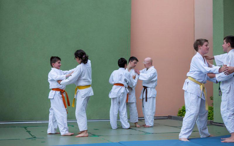 Judo a Riva del Garda per Ragazzi e Bambini