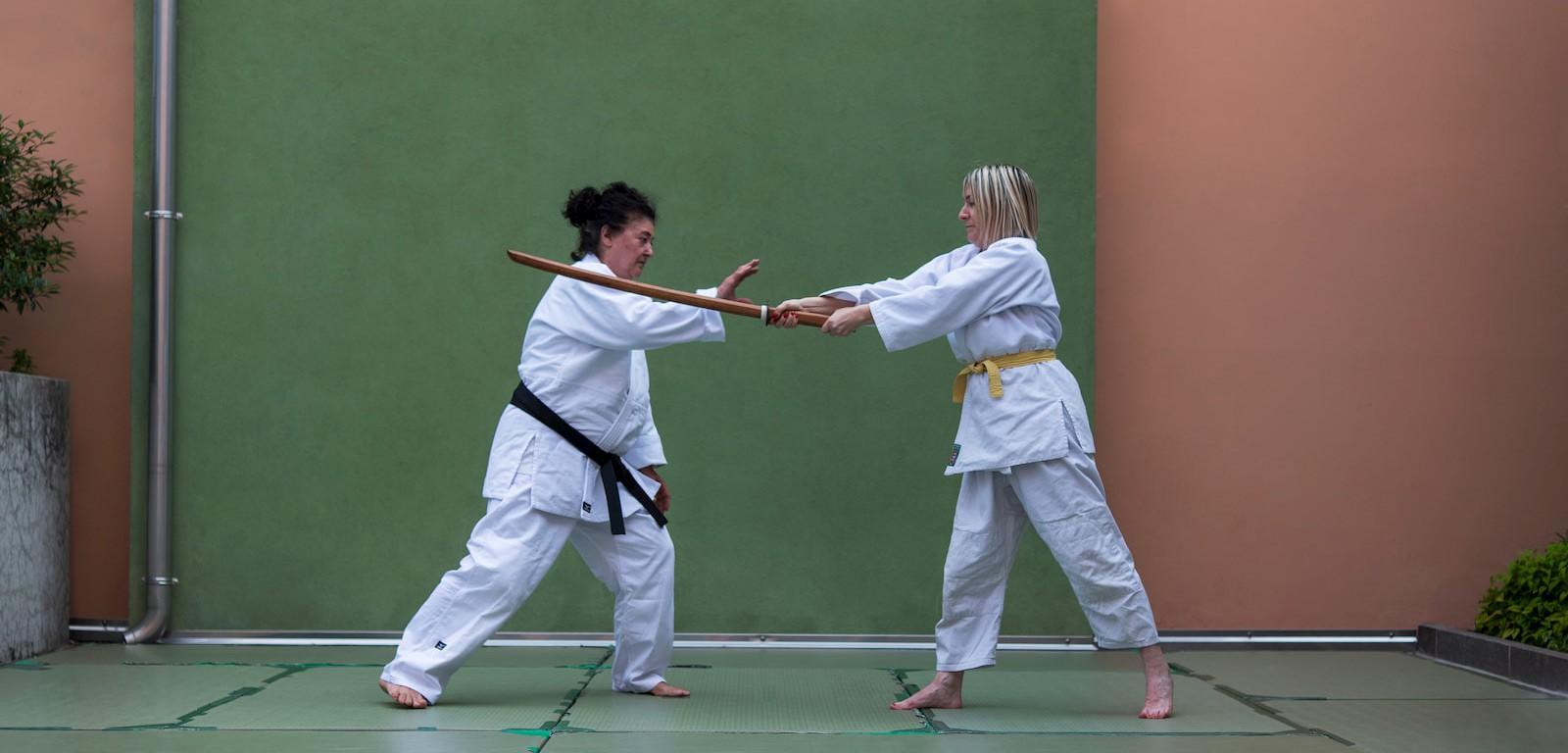 Judo Star a Riva del Garda per adulti