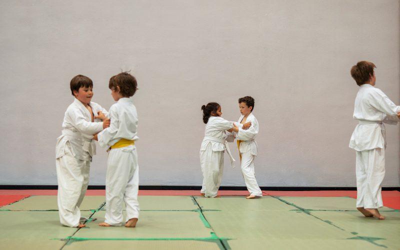 Judo Star Riva per Bambini a Riva del Garda