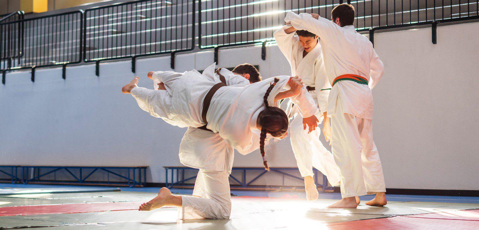 Percorsi Judo per Ragazzi, Bambini e Adulti a Riva del Garda Trentino
