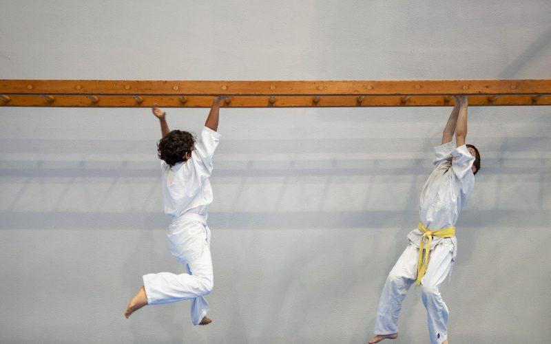 Riva del Garda Judo allenamenti per bambini