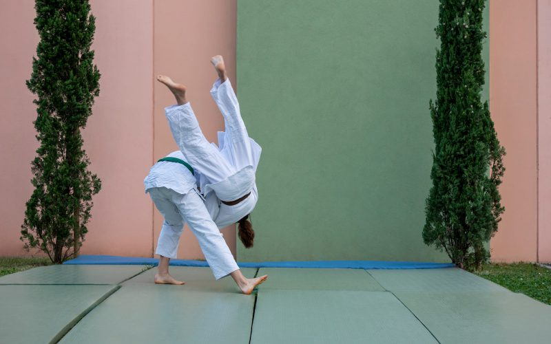 Tecnica Judo per Ragazzi a Riva del Garda